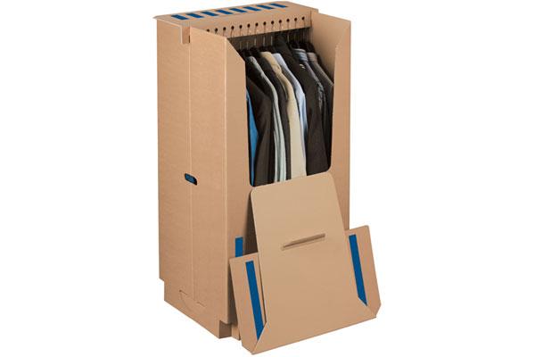 CLOTH-HANGING BOX