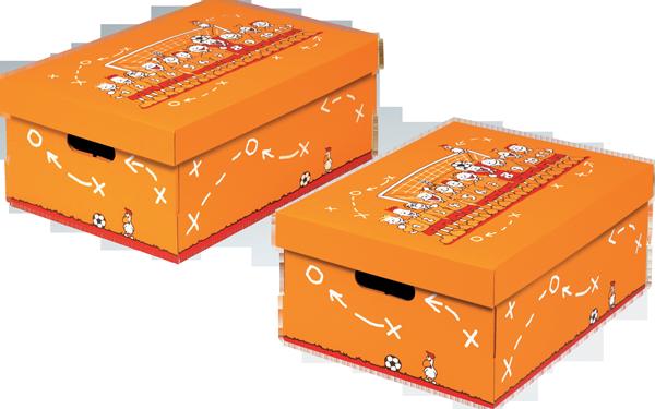 CHAMPION Aufbewahrungsboxen mit Deckel