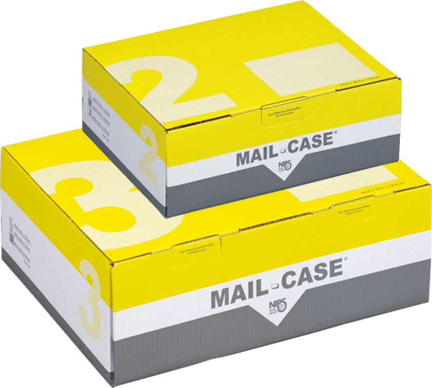 MAIL-CASE Post-Versandkartons