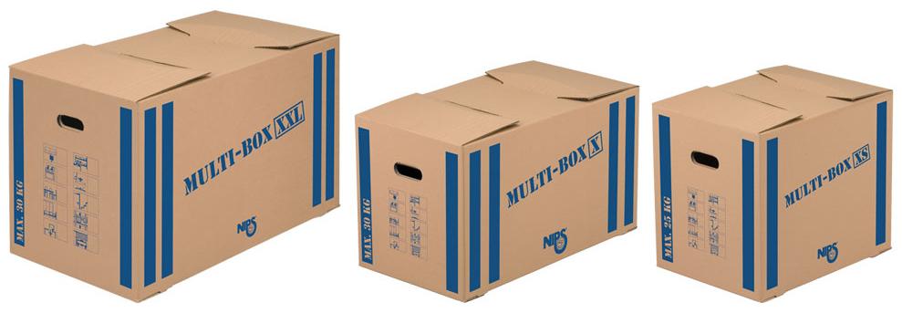 NIPS MULTI-BOX Umzugskartons
