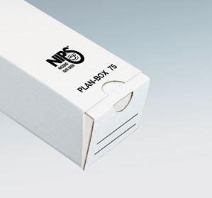 NIPS PLAN-BOX Verschlussklappe geschlossen