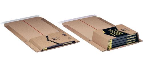 NIPS EASY-PACK 52 Geeignet Für Den Versand Von 1-4 DVD Hardboxen Oder 1-2 Videoboxen