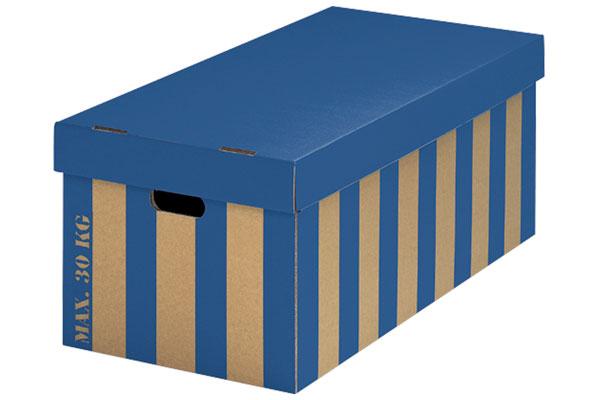 NIPS XXL-BOX Aufbewahrungsbox 2er Pck.