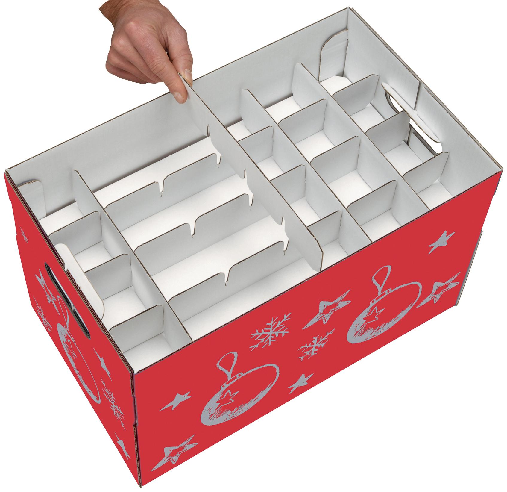 NIPS CHRISTMAS-BOX Mit Variabler Innenaufteilung Auf 3 Ebenen
