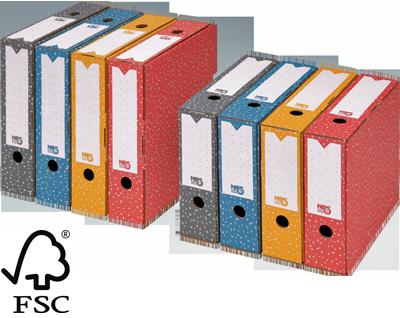 NIPS ARCHIV-ABLAGEBOX 80+100 FSC zertifiziert
