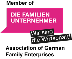 Logo: NIPS is a member of Die Familien Unternehmer