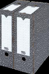 ARCHIV-ABLAGEBOX 80+123 FOOLSCAP FORMAT