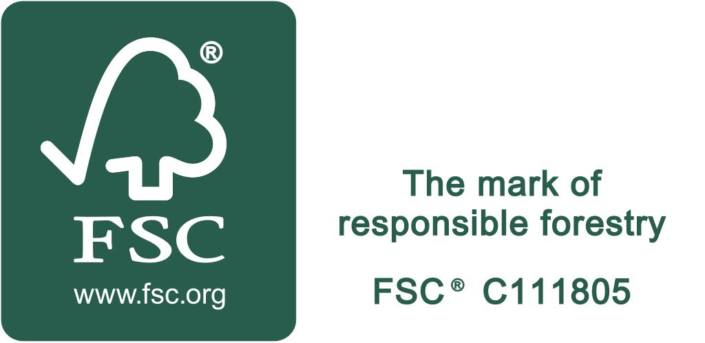 FSC - The mark of responsible forestry