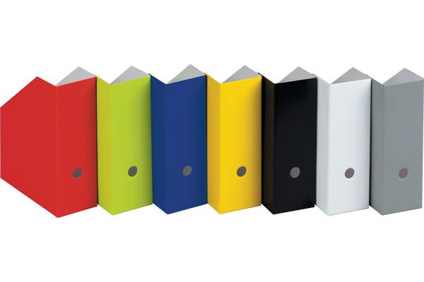NIPS UNI COLOUR Zeitschriftenboxen 7 Farben